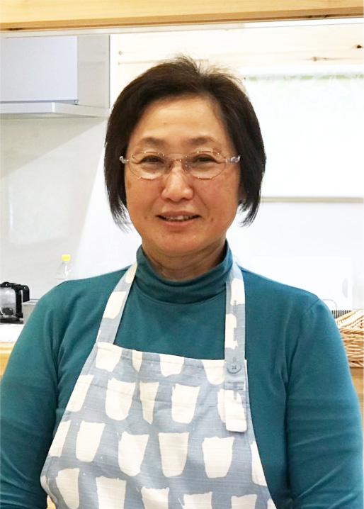ハーブキッチン 代表 山口 加奈惠 写真